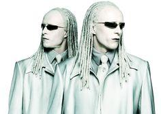 Costume idea -  The twins in Matrix Reloaded