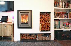 Contura i4 modern #woodstove with slate tiled hearth and log storage pic.twitter.com/3WJ5xKWYBP