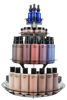 TalkingMakeup has a great write-up on Custom Blend Foundation with Motives.  I love this foundation!!!!