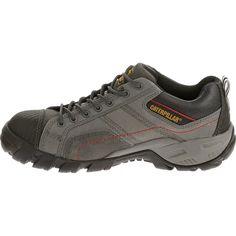 Zapato Caterpillar P90593 Argon Punta Composite Gris - S/. 259,00 en Mercado Libre Mens Work Shoes, Steel Toe, Caterpillar, Hiking Boots, Sportswear, Take That, Pets, Crafts, Fashion