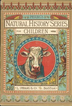 Prang's Natural History Series For Children