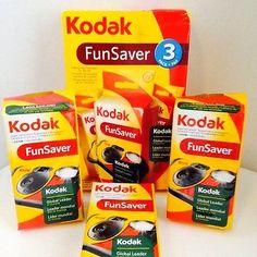 Kodak FunSaver Single Use Film Camera for sale online