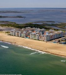 Poolside+fun+located+right+on+the+beach!+Come+play+at+Dolphins+and+Dunes!+++Vacation Rental in Tidewater