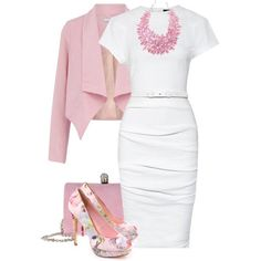 A fashion look from May 2013 featuring La Petite S***** dresses, Dorothy Perkins blazers and Ted Baker pumps. Browse and shop related looks.