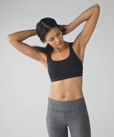 055fd364ee Breathe (and sweat!) easy in this Sun Salutation-approved yoga bra.