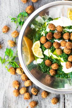 Fried Olives with Spicy Yogurt - are you ready for a new taste sensation? The olives are crispy on the outside, warm and juicy inside, the yogurt is cool and creamy, and the herb sauce is zesty. It's a party in the mouth and you're invited!