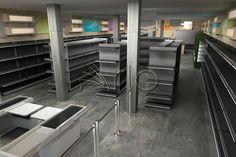 طراحی سوپرمارکت سبد واقع در قم