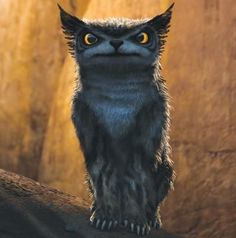 """The Bearowl from """"The Croods"""""""