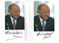 Laurent Fabius - Former PM of France