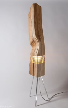 Etsy の Modern Lighting Wood Light Sculpture by SplitGrain Cedar Trees, Creation Deco, Wooden Lamp, Architectural Features, Room Lights, Wood Sculpture, Beautiful Patterns, Modern Lighting, Light Fixtures
