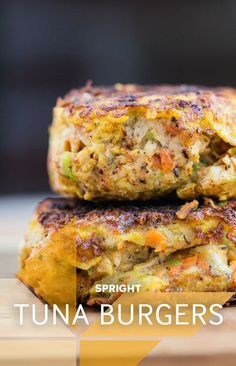 From Canned to Crispy: Seriously Tasty Tuna Burgers