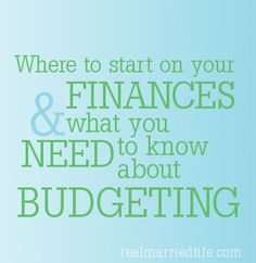 Tips from a financial advisor about getting your financial plan started.   Includes budget tools. how to buy insurance, insurance buying tips #financialplanning