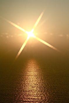 Sun Setting in India...