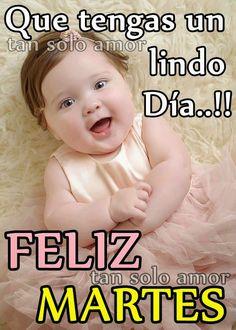 #FelizDia  #FelizMartes   Imagen Martes