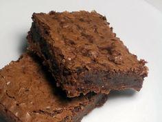Rich Chocolate Brownies, no box mix!!!!