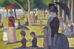 Georges Seurat - Ein Sonntagnachmittag auf der Insel La Grande Jatte PDF