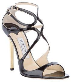 JIMMY CHOO Strappy Sandal     dressmesweetiedarling