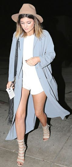 Too much love for this girls style. By far the most fashionable/stylish kardashian.