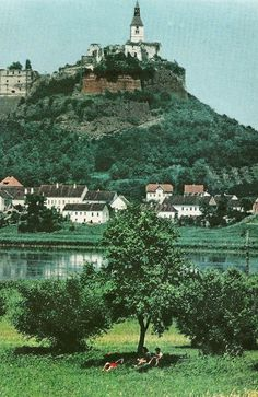 Gussing Castle in Burgenland, Austria National Geographic | February 1959