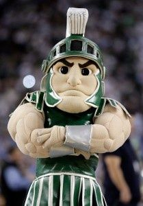 Sparty - Michigan State University :)
