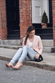 53 Street Style Outfits That Make You Look Fabulous - Fashion New Trends Office Fashion, Work Fashion, Fashion Outfits, Women's Fashion, Fashion Trends, Corporate Outfits, Business Casual Outfits, Professional Teacher Outfits, Spring Summer Fashion
