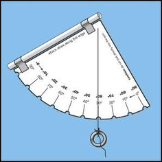 In this activity, learners make an astrolabe, a device used for measuring altitude, including the height of objects in the sky. This activity guide includes instructions for constructing the device as well as brief background information about when the astrolabe was first invented. The