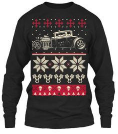 Hot Rod sweater style shirt can still make it under your tree in time for Christmas! Order by Dec 15th for guaranteed delivery by Christmas. Hot Rod Christmas   Teespring   Christmas Sweaters   Hot Rod T-shirt   Ugly Christmas Sweater Grab one (or two) right here>>> http://teespring.com/hrxmas?var=pin
