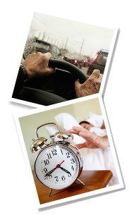 Das kennen Sie auch: Stress im Frühverkehr! Alarm Clock, Stress, Clean Foods, Health, Projection Alarm Clock, Alarm Clocks, Psychological Stress