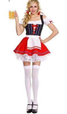 Halloween BEER GIRL COSTUME - Cadılar Bayramı Kostümleri