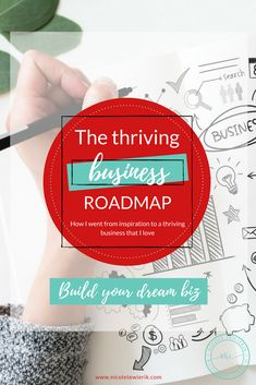 The Thriving Business Roadmap Business Goals, Business Entrepreneur, Business Branding, Business Tips, Online Business, Sales And Marketing, Marketing Ideas, Business Marketing, Content Marketing