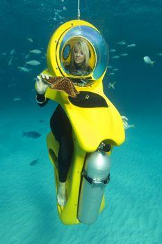 WOW!!! Stuart Coves Country Club Sub Bahamas Sub Nassau Bahamas Vacation - Pilot Briefings