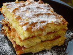 A világ legfinomabb túrós sütije, mire megiszod a kávéd, meg is sül! ;) – Recept Velem