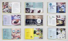 A-Side Studio – Harris + Wilson Publishing Brochure Ideas, Brochure Design, Page Layout, Layout Design, Booklet Printing, Booklet Design, Media Kit, Creative Studio, Editorial Design