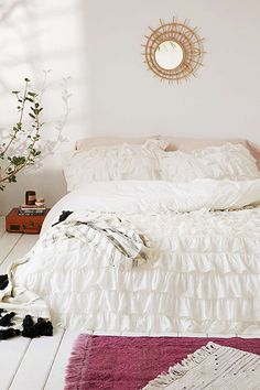 Ruffles - 10 Fashion Trends That Can Also Work In Your Home - Photos