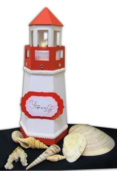 Lighthouse Spring and Summer Templates at www.lapashe.com
