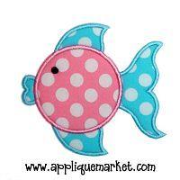 Applique Market- blowfish