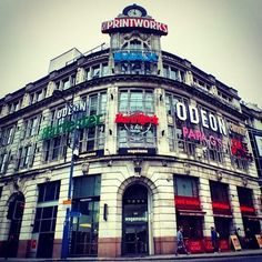 The Printworks #Manchester #England