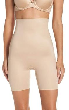 f0f55d0408c R) Power Conceal-Her High Waist Shaping Shorts  fabric compression layered