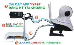 Bán Camera IP Wifi - Bán Camera IP giá rẻ nhất