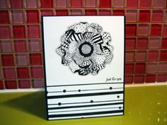 My version of Lydia's inspiration by cmagro - Cards and Paper Crafts at Splitcoaststampers