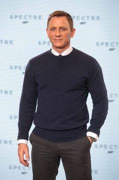 It's Official!: Daniel Craig Joins Cast of New 'James Bond' Movie, 'Spectre'