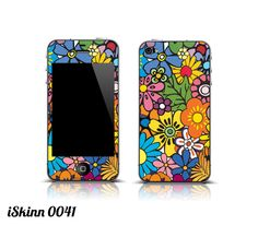 iPhone 4 4s Skin 0041 by Iskinn on Etsy, $14.99