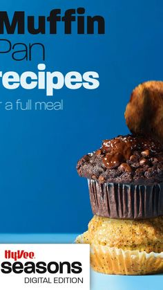 Homemade Breakfast, Breakfast Recipes, Hy Vee Recipes, Muffin Tin Recipes, Breakfast Muffins, Biscuits, Brunch, Meals, Desserts