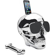 ELECTRICAL CUPBOARD:  JARRE AeroSkull HD iPhone 5 Bluetooth dock