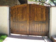Wooden Driveway Gates                                                       …
