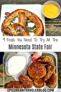 Served on a stick and deep fried? Oh my! Here are the nine Minnesota State Fair foods you need to try! | Twin Cities, Minnesota, USA | Get your Minnesota travel tips today at EpicureanTravelerBlog.com!