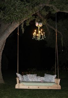 Beautiful place to be to enjoy the sounds of the night and a cup of tea in the morning