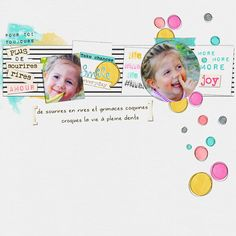 Scraplift d'une page de Ana-Paula