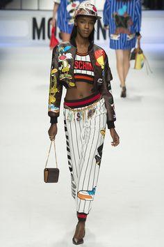 Leila Nda (Fashion Model)