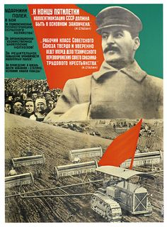 Collectivization in the Soviet Union